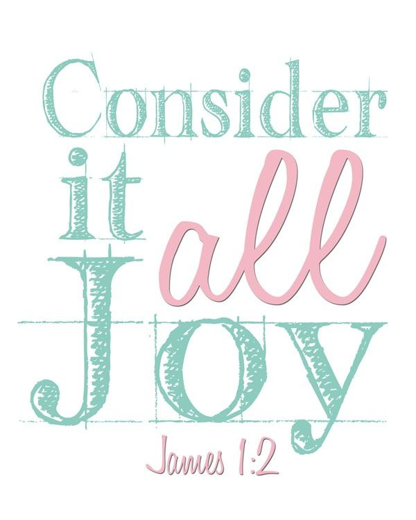 James 1:2~<3    Love the book of James                                                                                                                                                                                 More