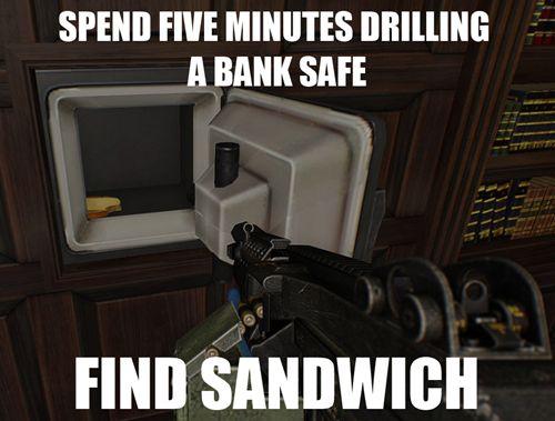 Payday 2 Logic