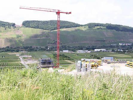 Geologie: Bau der Hochmoselbrücke bleibt riskant - http://k.ht/3Un