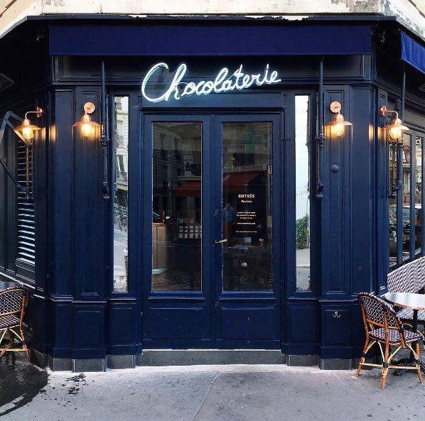 Paris est une Fête! — Chocolaterie Cyril Lignac,25 rue Chanzy, Paris...