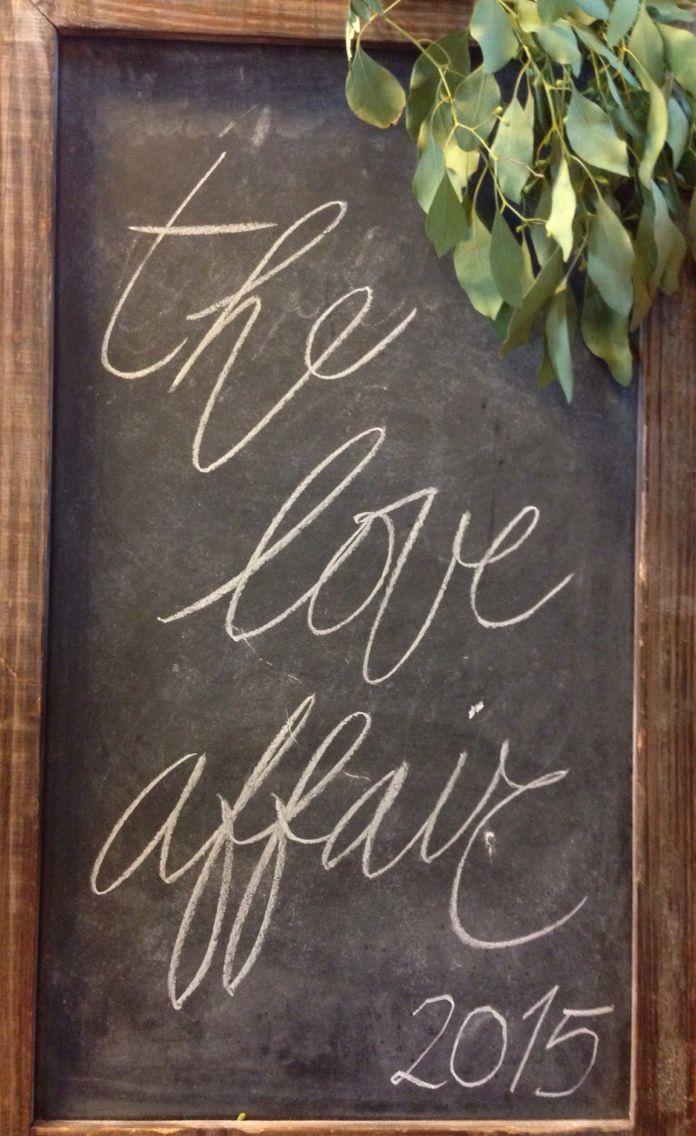 #theloveaffair2015