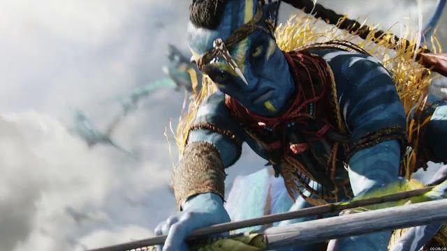 Avatar Película de Ciencia Ficción del 2009 en Calidad HD 1080p Audio Español Latino Jake Sully, un ex marine confinado a una silla de ruedas
