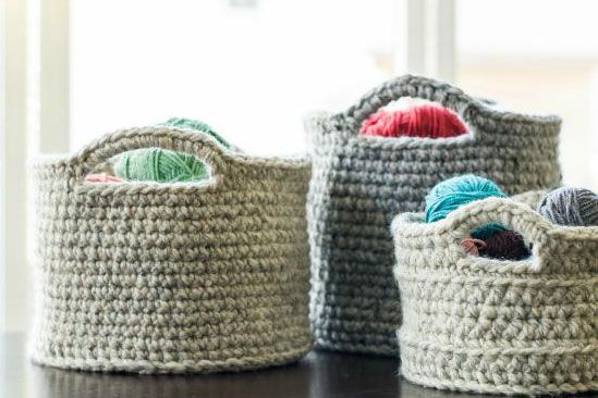 Crochet has made a comeback, with a colourful modern twist! Here's a round up of our favourite free projects on the web.