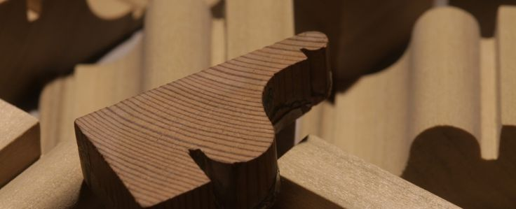 Atkey and Company timber mouldings sourced from authentic period examples and manufactured by craftsmen in the UK.