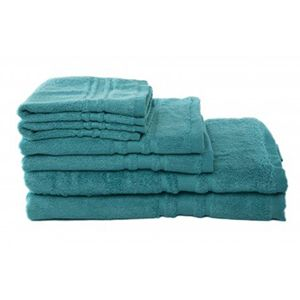 Turquoise/Aqua Blue High Quality Organic Bamboo Towels with 70% Bamboo & 30% Cotton. Organic Bamboo Towels with Zero Twisted Weave, Superior Absorbance, Low Shrinkage, ECO Friendly, Turquoise/Aqua Blue, Fast Drying, Odour Resistant, ECO friendly Organic Bamboo Towels color available: Tourquoise/Aqua Blue, Burgundy, Chocolate Brown, Ecru/Natural, Olive Green, Taupe Beige, white SET CONTAINS: 1x Bath Towel (27″ x 54″), 1 x Hand Towel (18″ x 28″), 1 x Face Towel (13″ x 13″)
