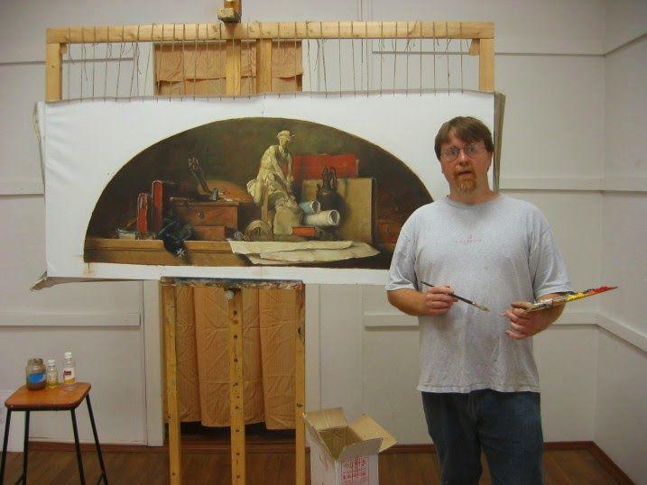 Por amor al arte: John Francis Murray Por amor al arte717 × 538Buscar por imagen Pintor estadounidense de formación clásica. La temática de sus obras gira en torno a la figura, naturaleza muerta, el retrato y el paisaje.