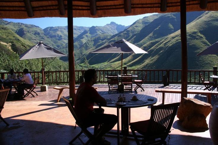 Maliba Lodge - Lesotho