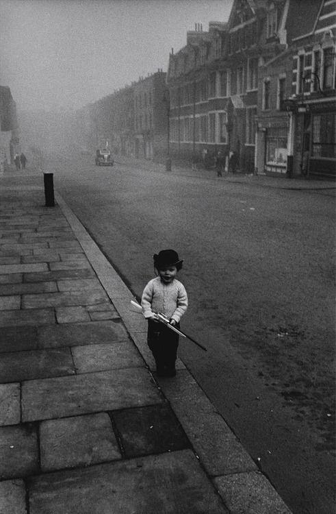 London 1958 Photo: Jean Mounicq