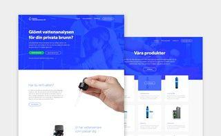 Översikt webbplats
