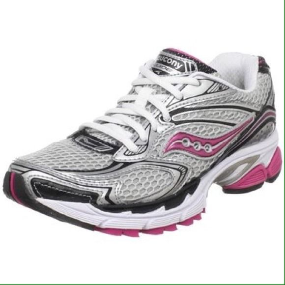Saucony Running Shoes Used in PE, got a new pair. Will upload pics as soon as I can. Saucony Shoes Athletic Shoes