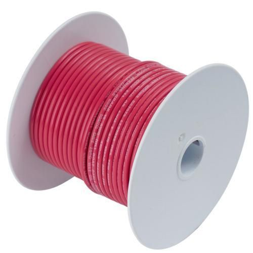 Ancor 114502 Marine Grade Boat/RV Battery Cable #2 Gauge Red 25'