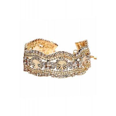 Lily and Rose - Sansa Bracelet Gold - Kotyr.com
