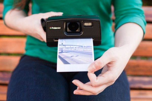 A Polaroid that's also a digital camera? I'll take one.