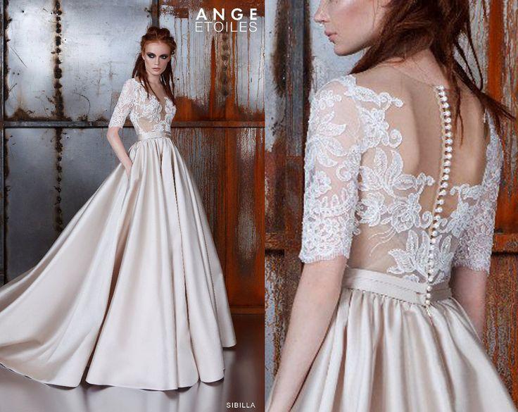 Wedding dress SIBILLA Wedding dresses by RaraAvisAngeEtoiles