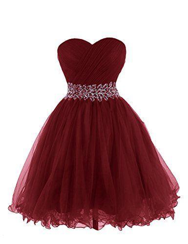 Tulle Ball Gown for Homecoming. Homecoming Ball Gown. Short Mini Homecoming…
