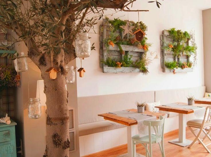 70 melhores imagens sobre pequenas cafeterias no pinterest for Decoradores e interioristas en valencia