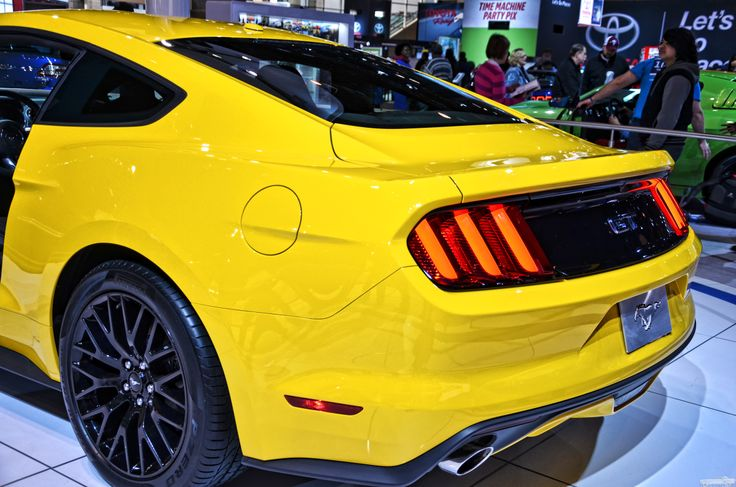 2015 Ford Mustang's big secret revealed