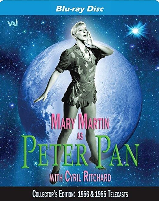 Mary Martin & Cyril Ritchard & Mark Charlap and Carolyn Leigh & and Jule Styne and Betty Comden and Adolph Green-Peter Pan - Starring Mary Martin