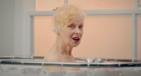 Punk's Not Dead: Vivienne Westwood Shaves Her Head and Gets Naked on Camera