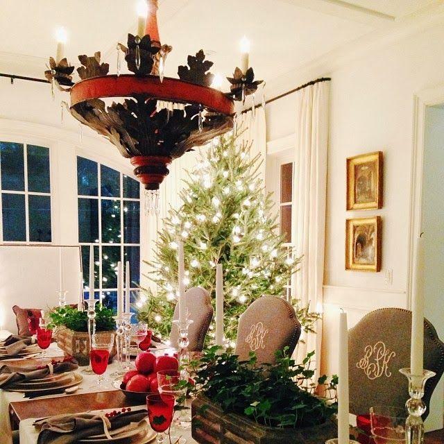 design indulgence: ATLANTA HOMES AND LIFESTYLES CHRISTMAS SHOWHOUSE
