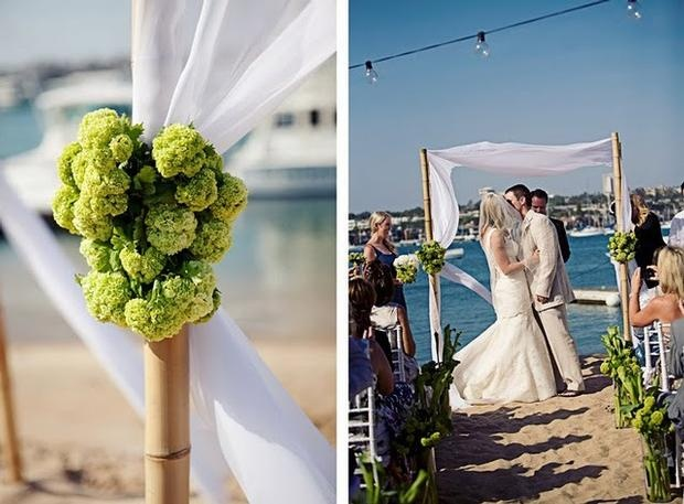 99 Best Images About Beach Wedding Ceremony On Pinterest