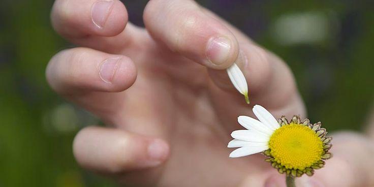 Tutto sulla Psicologia: Mi ama o non mi ama? E' questione di mani....