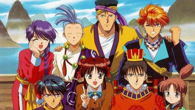 Fushigi Yuugi | 30 Animes That Are Perfect For Binge-Watching And Definitely Not For Kids