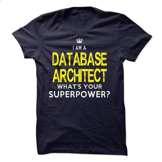 Im A/AN DATABASE ARCHITECT #tee #shirt. MORE INFO => https://www.sunfrog.com/LifeStyle/Im-AAN-DATABASE-ARCHITECT-18523417-Guys.html?60505