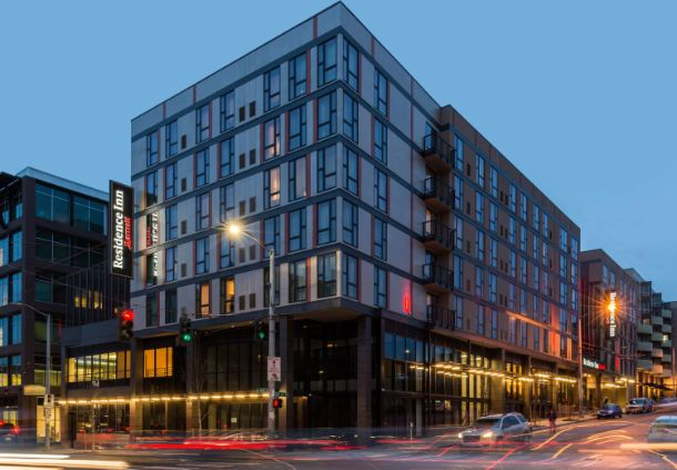 Extended-Stay Hotel Seattle, WA | Residence Inn Seattle University District