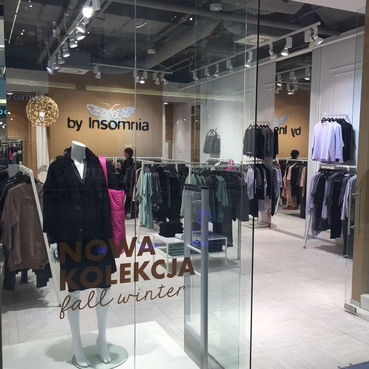 Czekamy na Was w nowym, większym sklepie by Insomnia w Blue City! Dzięki zmianie zyskaliśmy nową przestrzeń, którą już świetnie zagospodarowaliśmy ;) Zobaczcie sami!