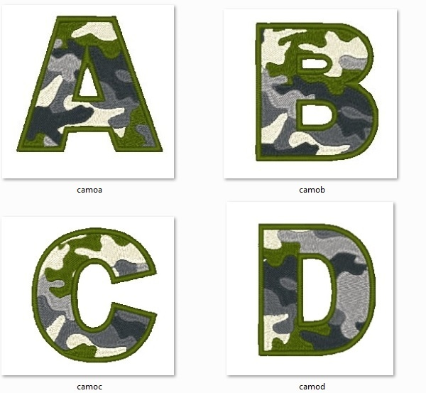 17 Best Images About Alphabet Embroidery Designs On