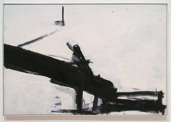 Franz Kline   Monitor, 1956