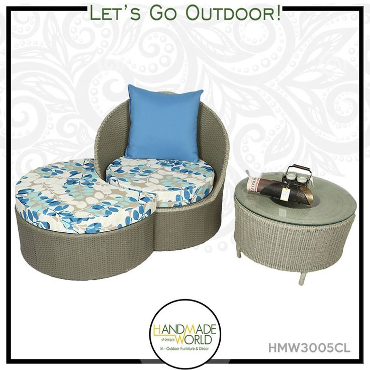 Unique Chaise Lounge to decorate your outdoor space and make it look exotic bespoke