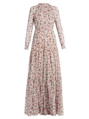 Denise floral-print silk-voile gown   Erdem   MATCHESFASHION.COM UK