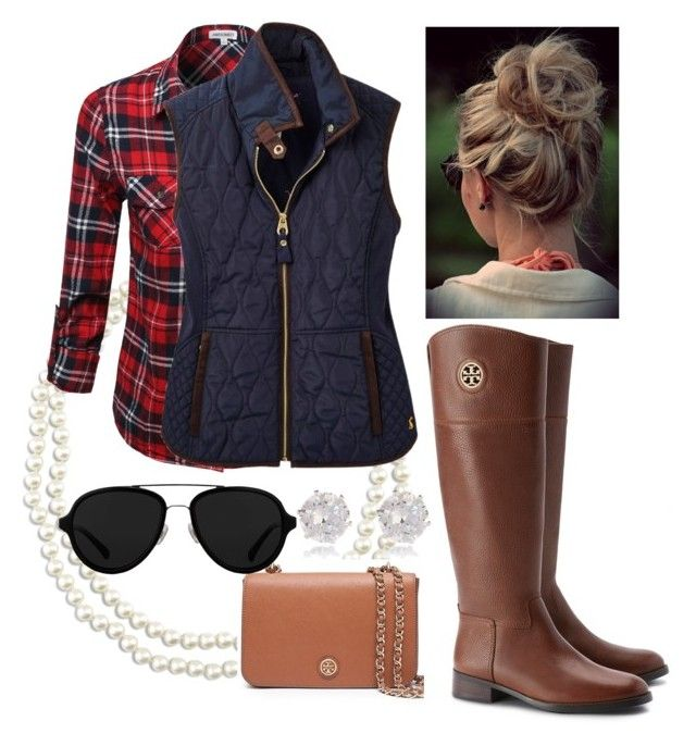 Untitled 7 by hisaboule on polyvore featuring chico 39 s for Tory burch fashion island