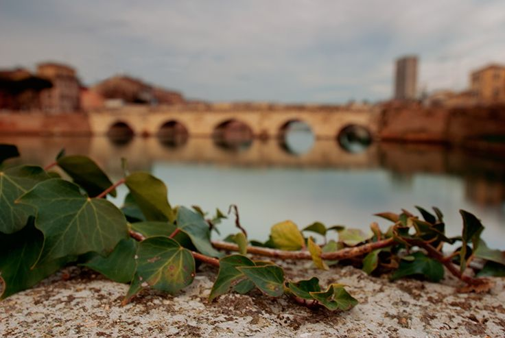 Rimini: Bridge of Tiberius by Filippo Drudi on 500px