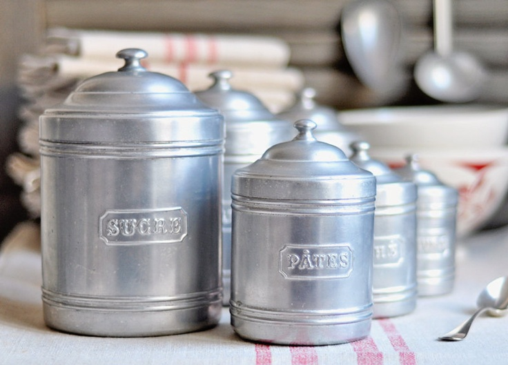 kitchen canisters french vintage kitchen canisters set of 6 canister 12965