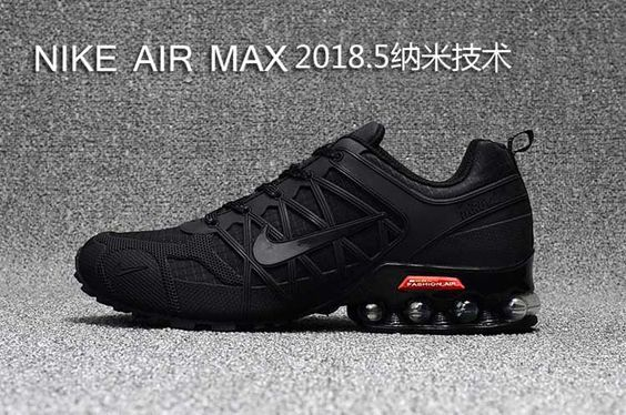 sale retailer 1cf62 79ca1 2018.5 Nike Air Max Black Men
