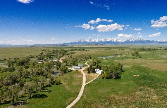 Montana Ranches For Sale - Cayuse Creek Ranch