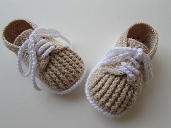 Sapatinho de Bebê | sapatinhos de croche baby sapeca | Elo7                                                                                                                                                                                 Mais