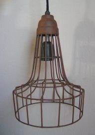 9049 Hanglamp Babette, oudroest