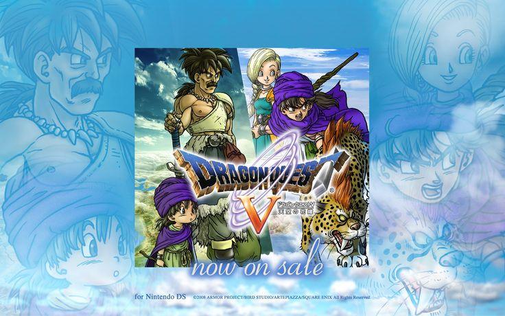 HD Widescreen Wallpapers - dragon quest v pic, 1920x1200 (517 kB)