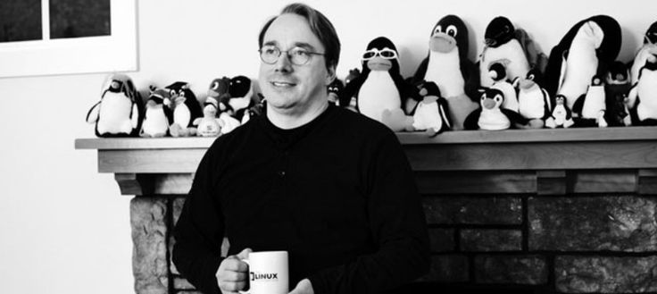 Linus Torvalds Ο εγκέφαλος πίσω από το Linux - http://secnews.gr/?p=151250 - Ο Linus Torvalds μεταμόρφωσε την τεχνολογία δύο φορές - πρώτα με τον πυρήνα Linux, που βοηθάει στην τροφοδοσία του Διαδικτύου, και μετά πάλι με το Git, το σύστημα διαχείρισης πηγαίου κώδικα που χρησιμοποιείται από προγραμ�