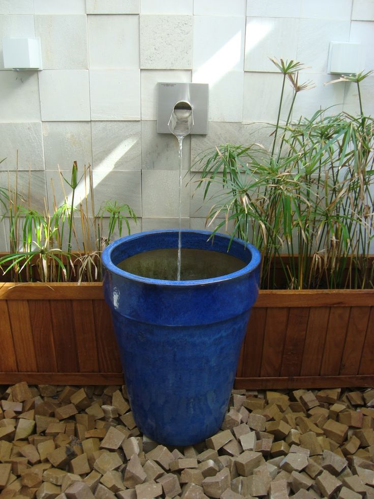 fonte agua vaso reto - Pesquisa Google