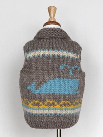 Kids Whale Vest