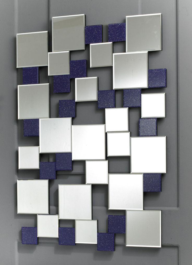 broken mirror wall art diy india deco ideas