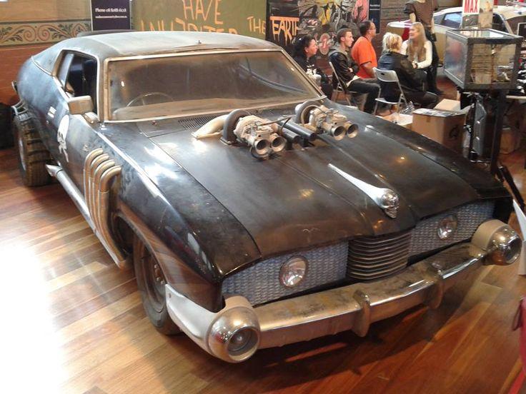 Mad Max The Road Warrior Ford Landau P5 5 by MALTIAN on DeviantArt