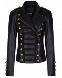 Leather Jackets For Women | Cheap Black And Leather Jackets Online At Wholesale Prices | Sammydress.com