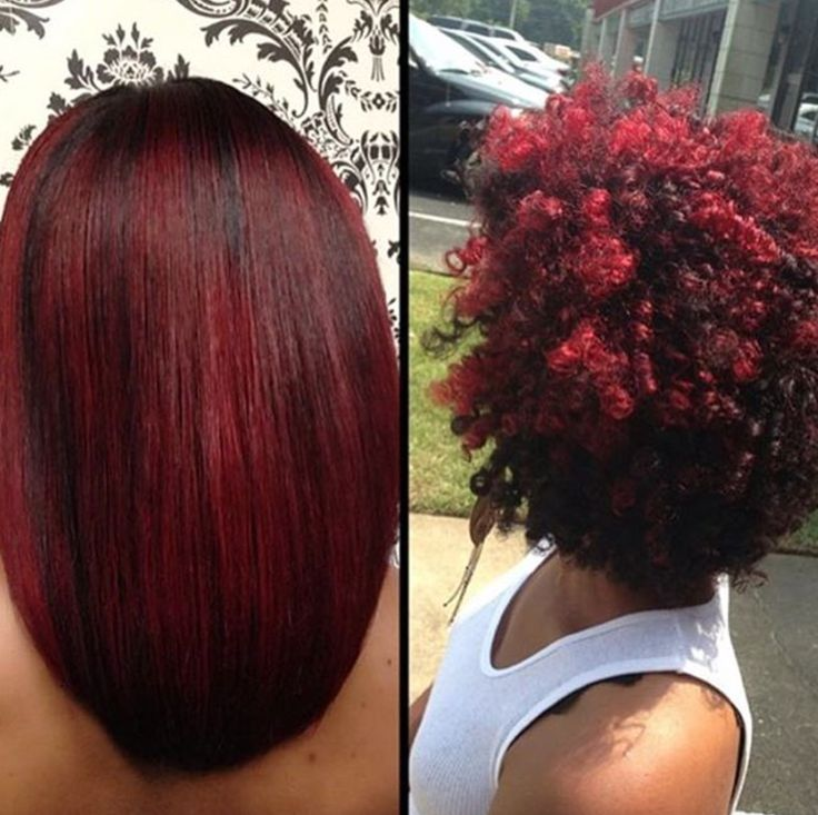 Fine 1000 Ideas About Colored Natural Hair On Pinterest Natural Hair Short Hairstyles For Black Women Fulllsitofus
