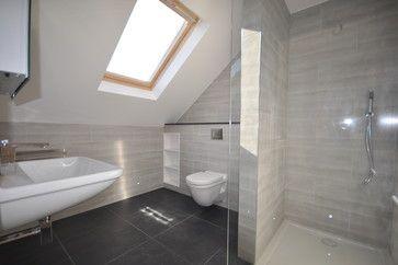Home Extension, Loft Conversion & Refurbishment - contemporary - bathroom - london - Ashville Inc